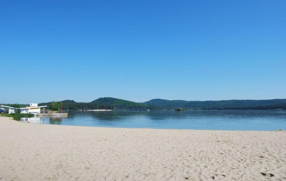 Máchovo jezero - pláž Doksy - galerie - 71126